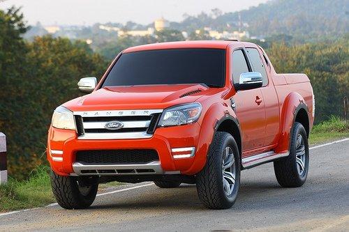 Ford Ranger impacta con su moderno diseño