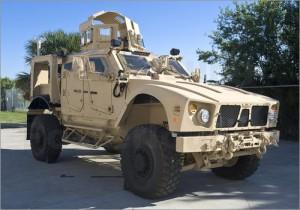 vehiculo para la guerra