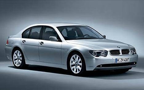 Recall para 7,485 BMW Serie 7