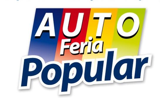 Se acerca Auto Feria Popular 2012