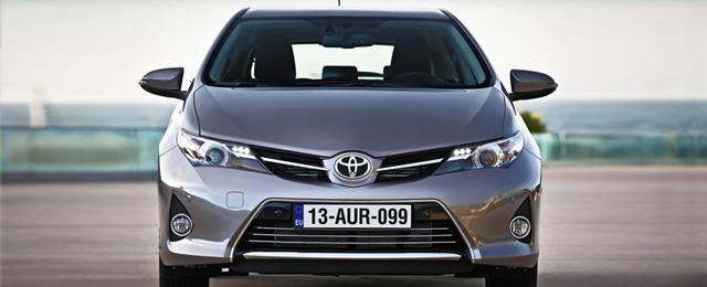 Los 10 tipos de vehículos más vendidos en Autoimportadores 2012