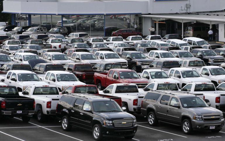 Venta de vehículos en República Dominicana