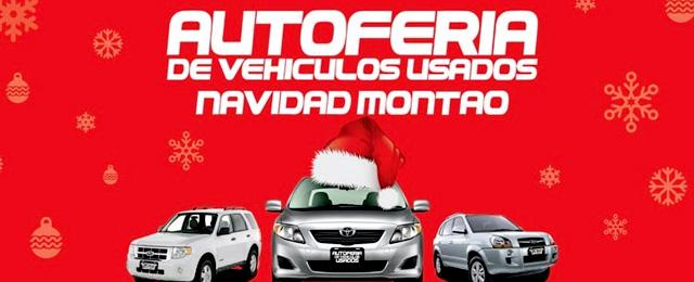 "Asocivu Inagura AutoFeria ""Navidad Montao"" con Expectativa de Vender Mas de 2,500 Vehiculos"