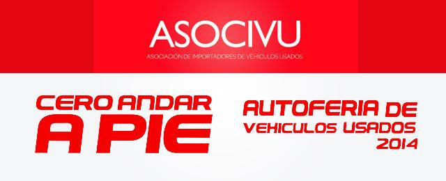 Asocivu Auto Feria 2014 – Feria Ganadera – Julio 2014