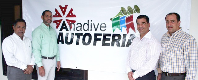 AutoFeria Anadive 2015 – Feria Ganadera – Santo Domingo.