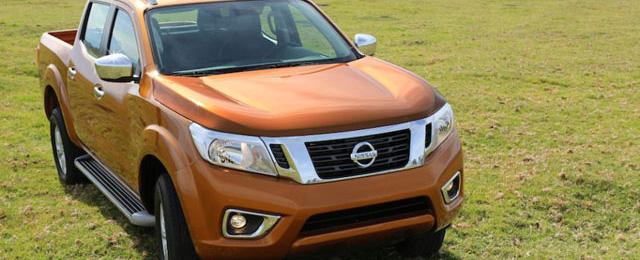Nissan Frontier 2016 República Dominicana