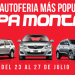 Auto Feria Papá Montao con Asocivu 2015