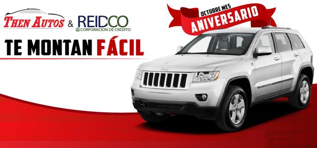Grandes Ofertas de Vehículos por Aniversario de Then Autos