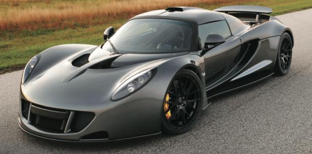 Los 10 carros más lujosos del mundo