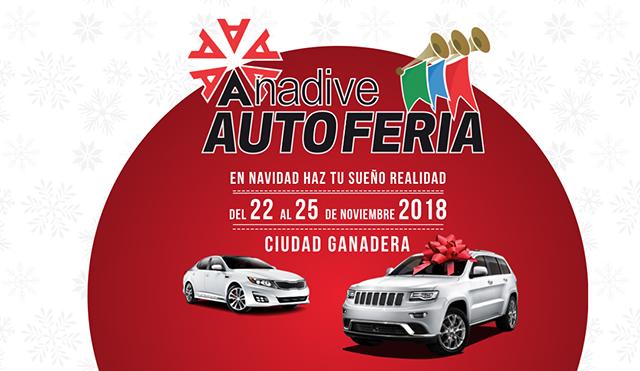 Anadive Autoferia Navidad 2018
