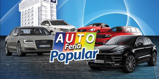 AutoFeria Popular 2018